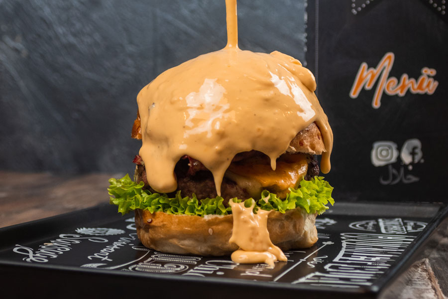 Special Cheese Burger